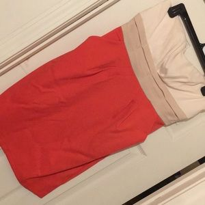 Short dress, with POCKETS!